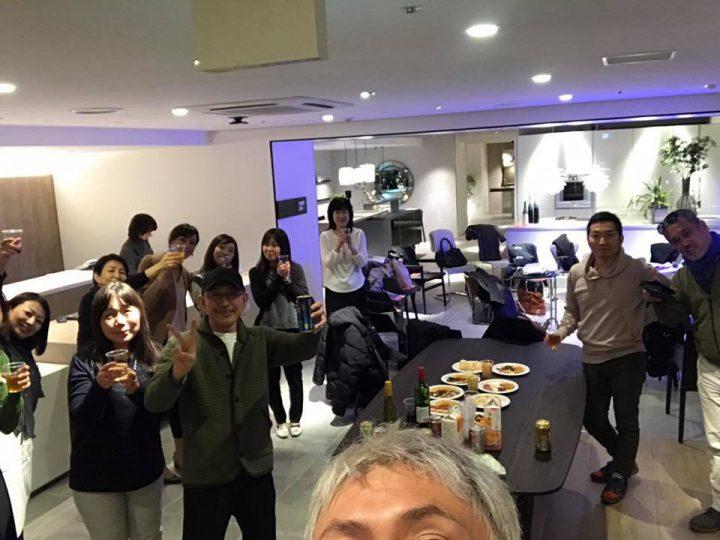 まちデコール2017の成果報告会を心斎橋のACTUSさんにて行いました